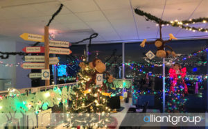 """Deck the Halls"" Holiday Office Decorating Competition"