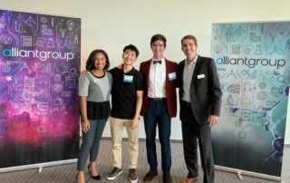 alliantgroup Hosts Helping Houston Mixer