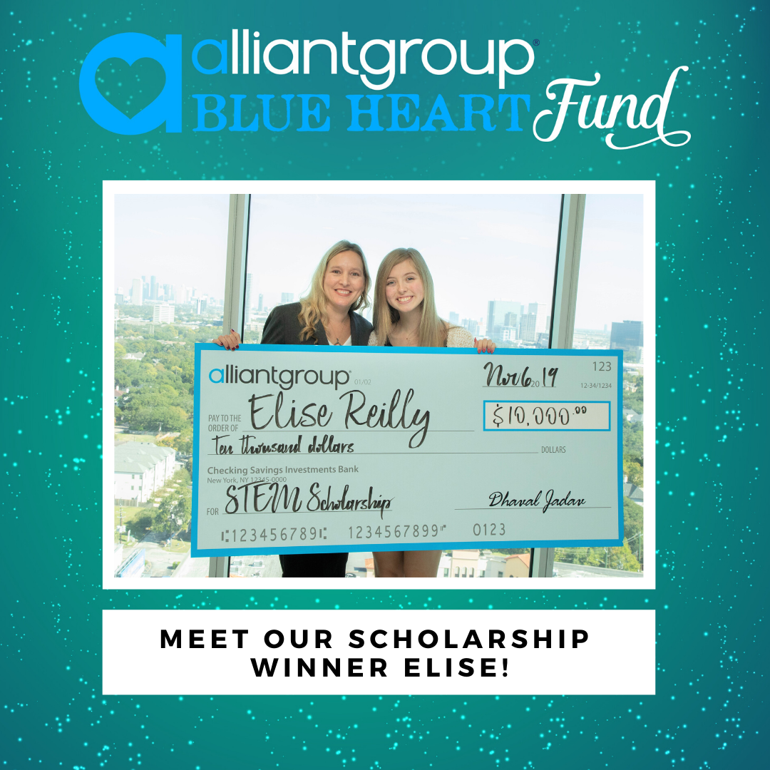 STEM Scholarship Spotlight: Elisabeth Reilly