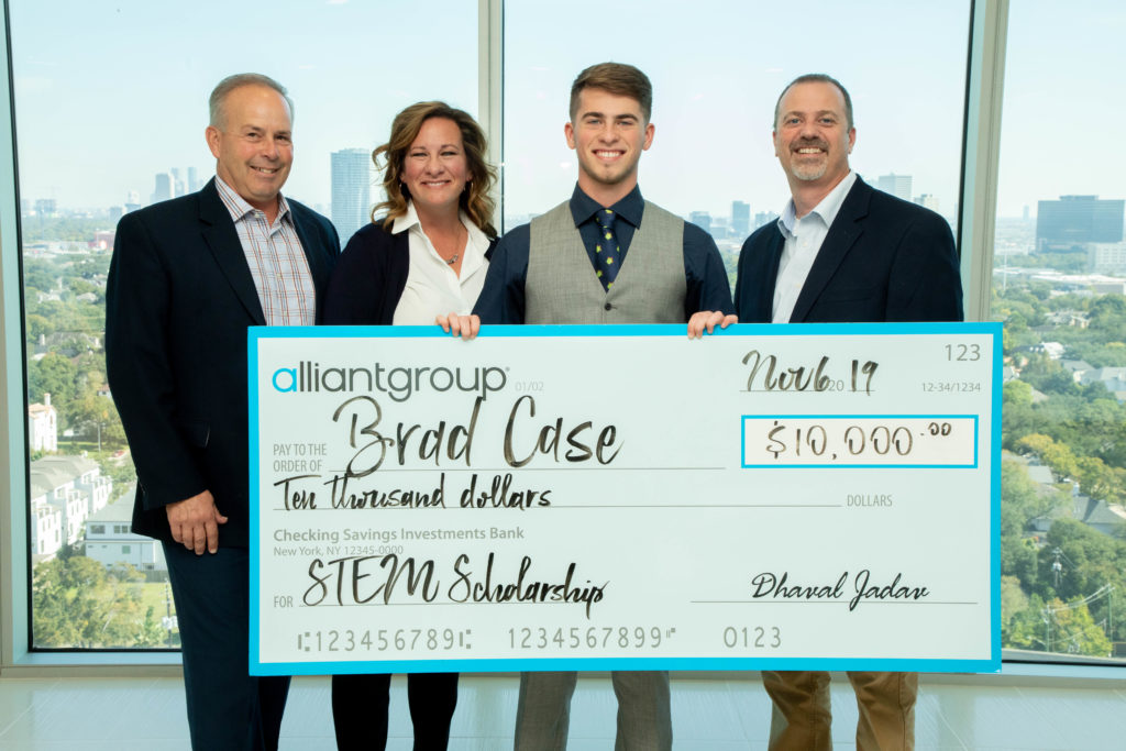 STEM Scholarship Spotlight: Brad Case